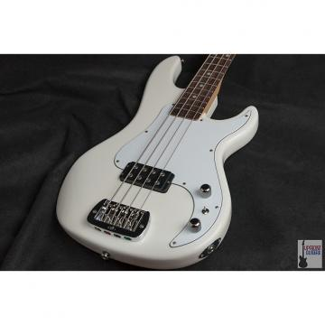 Custom G&L Kiloton Bass Alpine White - Authorized G&L Premier Dealer