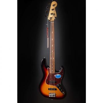 Custom Fender 60s Jazz Bass, Rosewood Fingerboard, 3-Color Sunburst