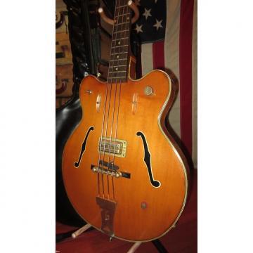Custom Circa 1963 Gretsch Model 6070 Country Gentleman Monkees Bass