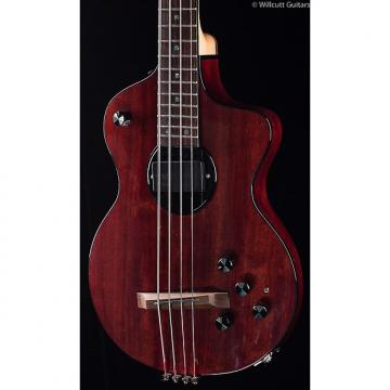 Custom Rick Turner Model One Bass Mahogany (564)