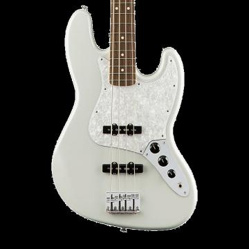Custom Fender Special Edition Jazz Bass - White Opal