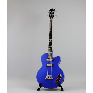 Custom Epiphone LE Allen Woody Rumblekat Blue Royale Chicago Pearl