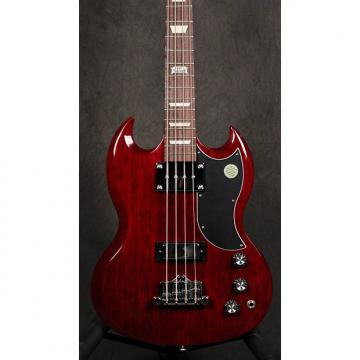 Custom Gibson SG Bass Standard 2014 Cherry 120th Anniv.