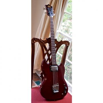 Custom Vintage Guild  JS-1 Jet Star 1970 Cherry Short Scale Bass
