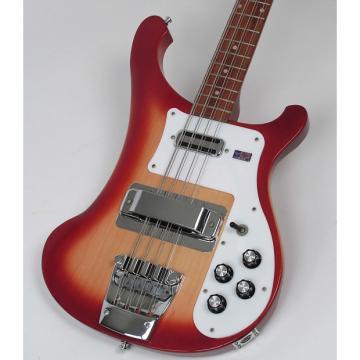 Custom Rickenbacker 4003S8  2001 Fireglo 8 String Bass