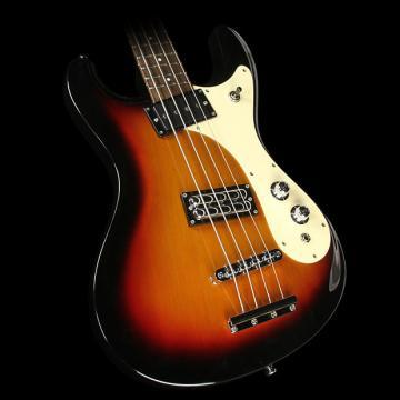 Custom Danelectro '64 Electric Bass Guitar Sunburst