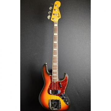 Custom Fender Jazz Bass 1973 Sunburst