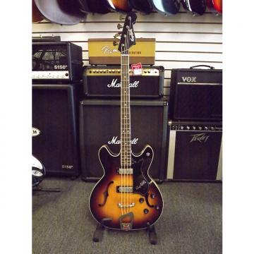 Custom Hagstrom Concord 1971 Bass Guitar