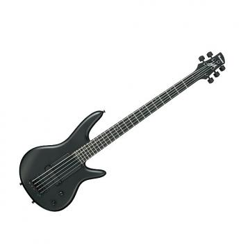 Custom Ibanez GWB35FDBKF Electric Bass Willis Signature Black