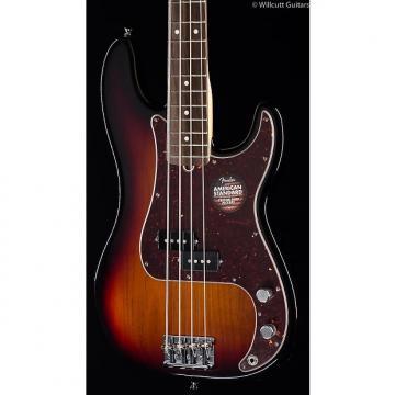 Custom Fender American Standard Precision Bass® 3-Tone Sunburst (667)