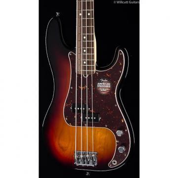 Custom Fender American Standard Precision Bass® 3-Tone Sunburst (017)