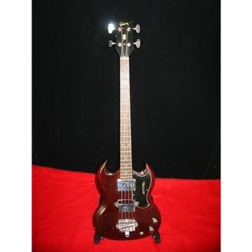 Custom Gibson EBD 1967 Cherry