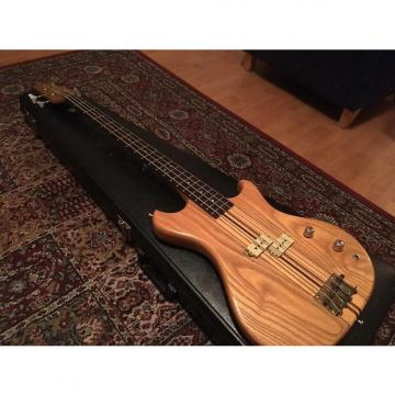 Custom Westone Thunder 1a 1981 Natural Wood MIJ with case