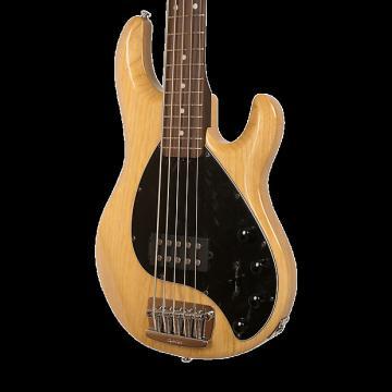Custom Ernie Ball Music Man Classic StingRay 5 Bass - Natural