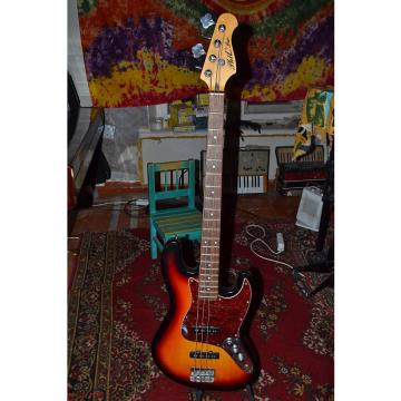 Custom Phil Pro Fender jazz bass copy