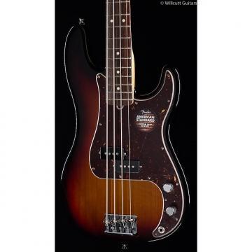 Custom Fender American Standard Precision Bass® 3-Tone Sunburst (019)