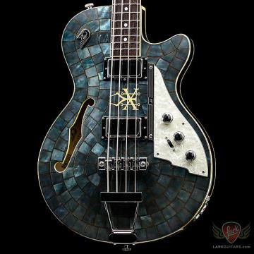 Custom Duesenberg Alliance Series Soundgarden Bass - Black Hole Sun (379)