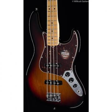 Custom Fender American Standard Jazz Bass® 3-Tone Sunburst, Maple (187)