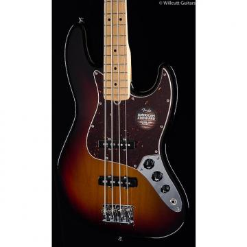 Custom Fender American Standard Jazz Bass® 3-Tone Sunburst, Maple (898)