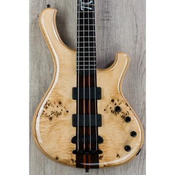 Custom Mayones Custom Pi Bass, Wojtek Pilichowski Signature, Eye Poplar Top, Bartolini/Aguilar Electronics
