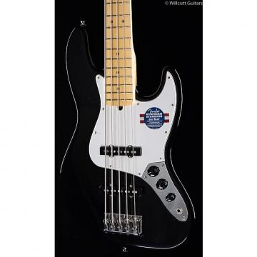 Custom Fender American Standard Jazz Bass V Black (170)