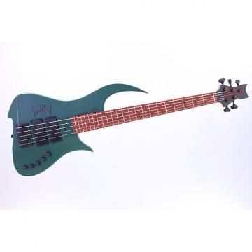 Custom Le Fay Waran 2016 Green