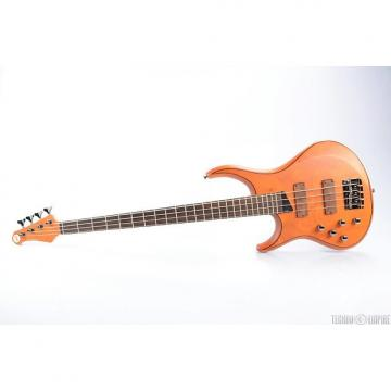 Custom MTD Kingston KZ Left-Handed 4-String Electric Bass Guitar NEW! #20903