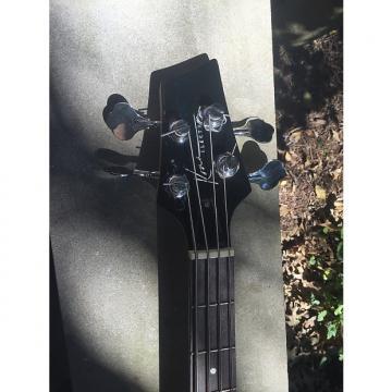 Custom Kona Jazz Bass 2014 Black