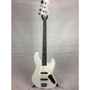 Custom Fender Special Edition White Opal Standard Jazz Bass 2016 White Opal