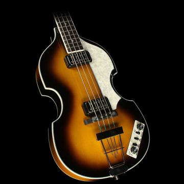 Custom Hofner Contemporary 500/1 Violin Bass Electric Bass Sunburst