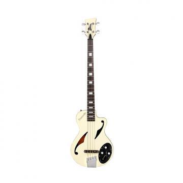 "Custom Italia Guitars  ""Z"" Bass maranello MODEL: DLHBASS-CPR"