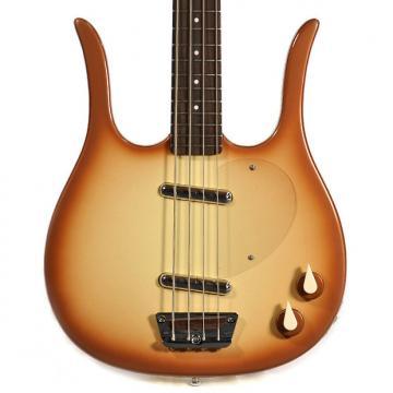 Custom Danelectro 58' Longhorn Bass Guitar  MODEL: DLHBASS-CPR