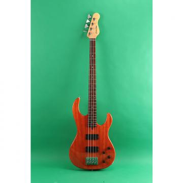Custom Carruthers CB4 Bass 2010 Translucent Orange