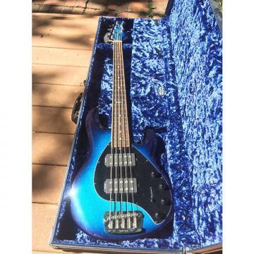 Custom Ernie Ball Stingray5 2007 Blue Dawn LE