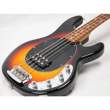Custom MusicMan StingRay-4 Vintage Sunburst