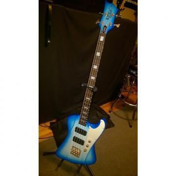 Custom Dean Zelinski ST Series Bass Guitar