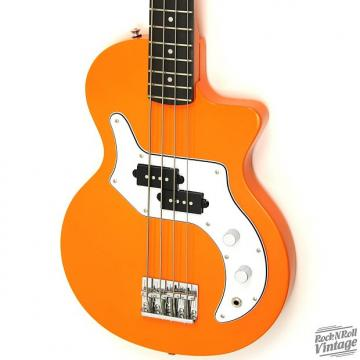 Custom Orange O-Bass Orange