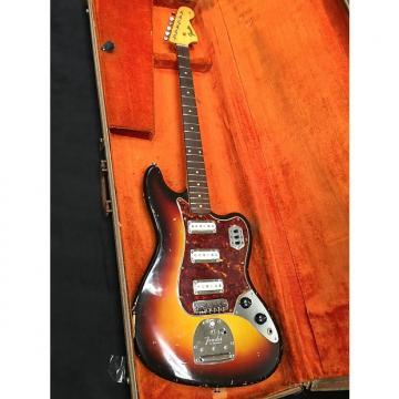 Custom 1961 Fender Bass VI Sunburst