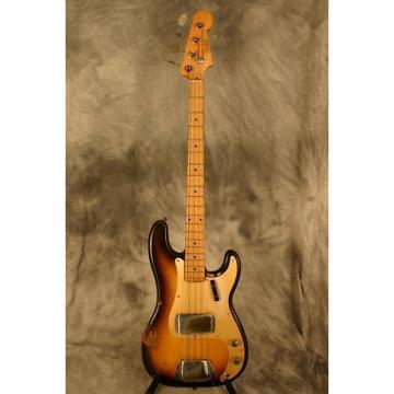 Custom Fender Precision Bass  1958 2-Tone Sunburst