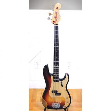 Custom Fender Precision Bass :: 1959 :: Sunburst :: All Original :: Single Owner :: OHSC