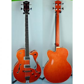 Custom Gretsch Broadcaster 6119B 1991 orange