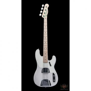 Custom Fender Custom Shop 1955 Precision Bass NOS - White Blonde (966)