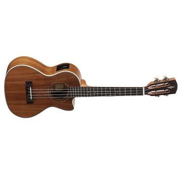 Custom Alvarez AU90TCE Artist Series Tenor Acoustic / Electric Ukulele