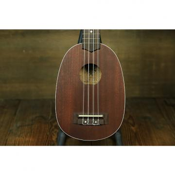 Custom Kohala AK-SP Pineapple Soprano Ukulele Natural