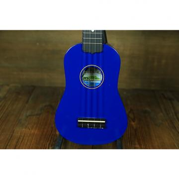 Custom Diamond Head DU-150 Soprano Ukulele Blue