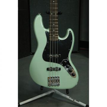 Custom Fender  Deluxe Active Jazz Bass - Surf Pearl