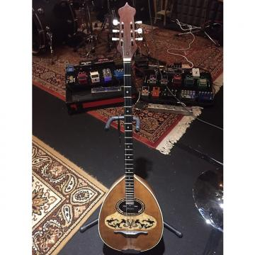 Custom Handmade Greek Bouzouki Natural