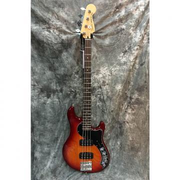 Custom Fender Deluxe Active Dimension Bass 2016 Aged Cherry Burst