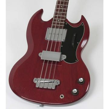 Custom Gibson  EB-0 1965 Cherry