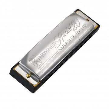 Custom Hohner Special 20 Diatonic Harmonica - C